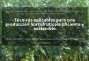Jornada sobre Técnicas aplicables para una producción hortofrutícola eficiente y sostenible