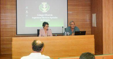 La REDIAM participa en el ciclo de jornadas formativas organizadas por el Colegio