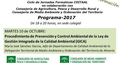 Jornada sobre las Ayudas de la Política Agraria Común y el SIGPAG