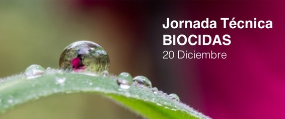 Jornada técnica sobre BIOCIDAS