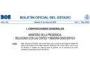 Real Decreto 537/2020, de 22 de mayo. El cómputo de los plazos administrativos que hubieran sido suspendidos se reanudará, o se reiniciará.