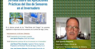 Vídeo de la VideoTarde 10: Aplicaciones prácticas del uso de sensores en el invernadero