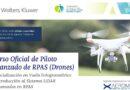 Curso Oficial de piloto avanzado de Drones