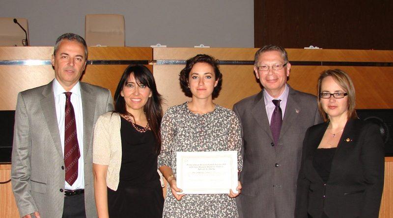 Abierta la convocatoria 2020 de Premio al mejor trabajo final de grado del Colegio