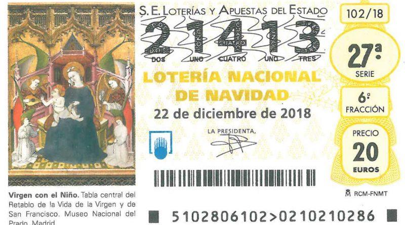 Loteria de Navidad del Colegio