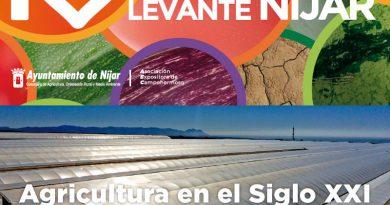 Jornada y Stand en la XIV Feria Expolevante Nijar 2018