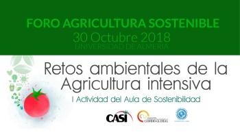 Retos Ambientales de la Agricultura Intensiva
