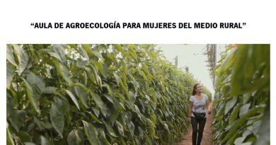 Jornada sobre Agroecología para mujeres del medio rural