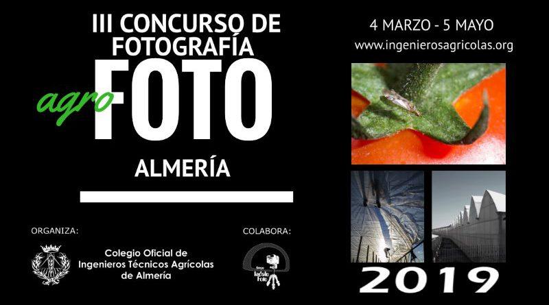 III Concurso de Fotografía AgroFOTO Almería