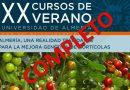 El Colegio oferta 10 becas en el Curso de Mejora genética de Hortícolas