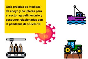 Guía de medidas para el sector agroalimentario y pesquero relacionadas con la pandemia de COVID-19
